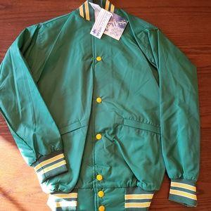 1980s Orig NWT! Windless Satin Jacket
